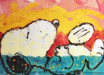 Bora Bora Boogie Down 2007 Limited Edition Print by Tom Everhart
