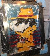 Undercover in Beverly Hills 1995 Limited Edition Print by Tom Everhart - 1