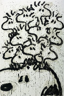 Party Crashers Limited Edition Print by Tom Everhart - 0