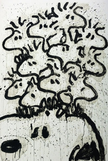 Party Crashers Limited Edition Print by Tom Everhart