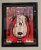 To Every Dog There is a Season - PP Suite of 4 1996 Limited Edition Print by Tom Everhart - 4
