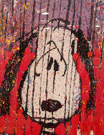 To Every Dog There is a Season - PP Suite of 4 1996 Limited Edition Print by Tom Everhart - 1