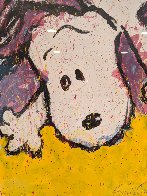 To Every Dog There is a Season - PP Suite of 4 1996 Limited Edition Print by Tom Everhart - 3