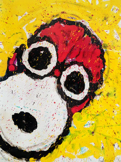 To Every Dog There is a Season - PP Suite of 4 1996 Limited Edition Print by Tom Everhart