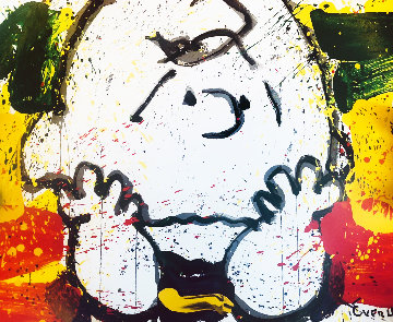 Call Waiting 2000 Limited Edition Print by Tom Everhart