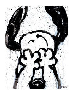 I Can't Believe My Eyes 2008 Limited Edition Print by Tom Everhart