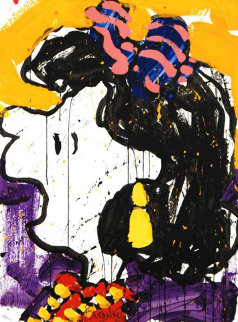 Glam Slam 2000 Limited Edition Print by Tom Everhart