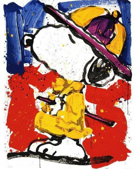 Prada Puss 2000 Limited Edition Print by Tom Everhart