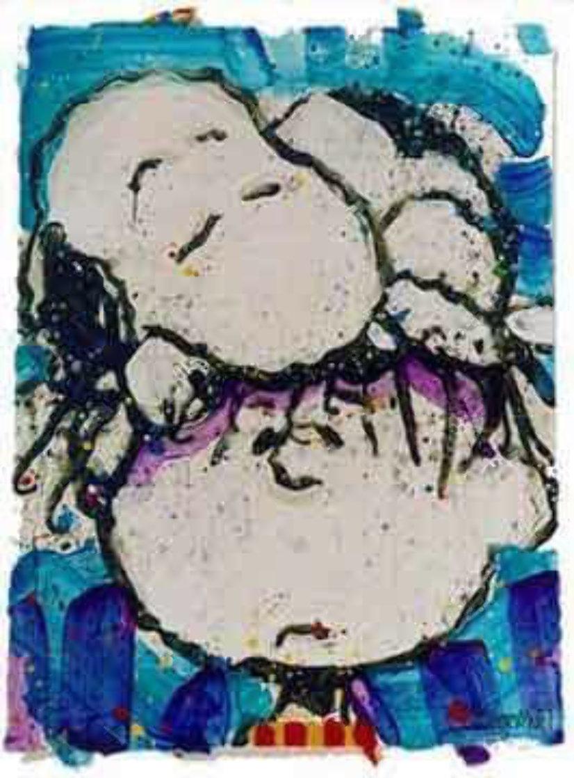 Sleepy Head 2000 Limited Edition Print by Tom Everhart