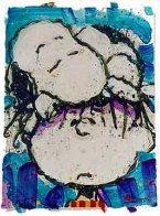 Sleepy Head 2000 Limited Edition Print by Tom Everhart - 0