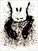 Watch Dog 6 O'Clock 2003 Limited Edition Print by Tom Everhart - 0