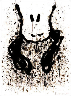 Watch Dog 6 O'Clock 2003 Limited Edition Print by Tom Everhart