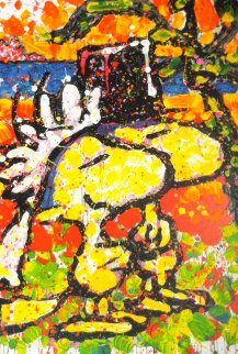 Hitched 2004 Huge  Limited Edition Print - Tom Everhart