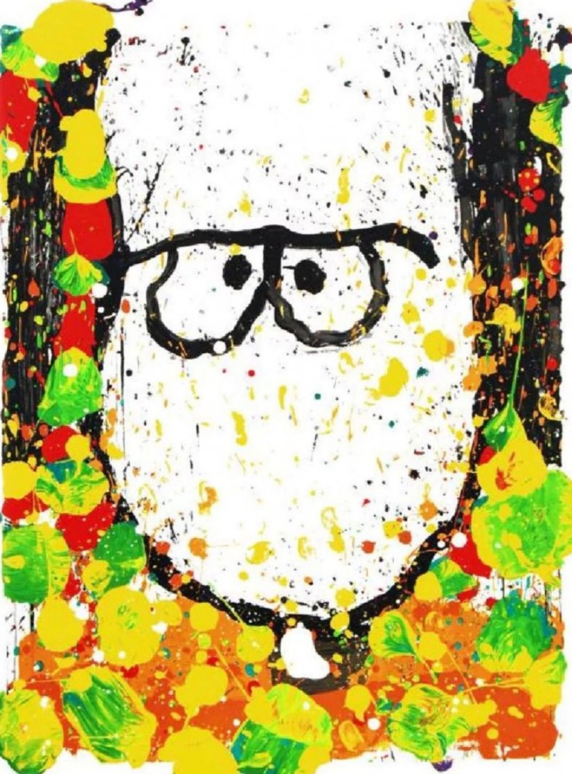 Squeeze the Day-Monday 2001 Limited Edition Print by Tom Everhart