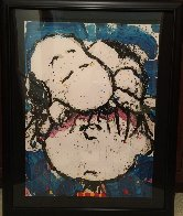 Sleepy Head 2000 Limited Edition Print by Tom Everhart - 1
