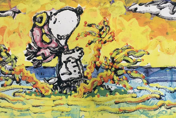 645 to Bora Bora 2014 Limited Edition Print by Tom Everhart