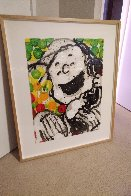 Fifty Ways to Laugh 2002 30x22 Original Painting by Tom Everhart - 9