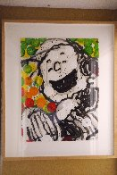 Fifty Ways to Laugh 2002 30x22 Original Painting by Tom Everhart - 1