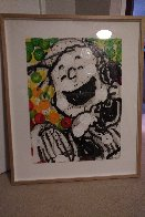 Fifty Ways to Laugh 2002 30x22 Original Painting by Tom Everhart - 5