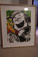 Fifty Ways to Laugh 2002 30x22 Original Painting by Tom Everhart - 6