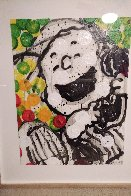 Fifty Ways to Laugh 2002 30x22 Original Painting by Tom Everhart - 7