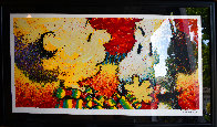 Dog Breath 2001 Limited Edition Print by Tom Everhart - 1