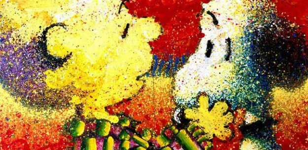 Dog Breath 2001 Limited Edition Print by Tom Everhart