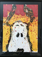 Watch Dog Noon 2006 Limited Edition Print by Tom Everhart - 1
