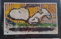 As the Sun Sets Slowly in the West, We Bid You a Fond Farewell 2000 Limited Edition Print by Tom Everhart - 1