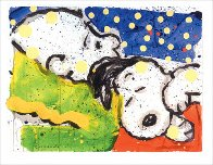 Boring Snoring 1999 Limited Edition Print by Tom Everhart - 1
