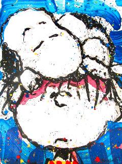 Sleepy Head 2000 Limited Edition Print - Tom Everhart