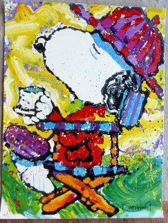 Tea Time At Bel Air 3:00 P.m Limited Edition Print - Tom Everhart
