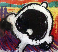 Lucy's Scream 1995 Limited Edition Print by Tom Everhart - 0