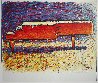 Schroeder's Piano 1995 Limited Edition Print by Tom Everhart - 1