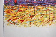 Schroeder's Piano 1995 Limited Edition Print by Tom Everhart - 2