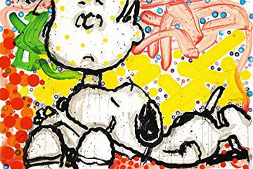 Super Sneaky 2006 Limited Edition Print by Tom Everhart