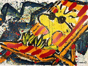 Paradise Limited Edition Print by Tom Everhart