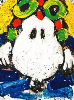 Ace Face Limited Edition Print - Tom Everhart