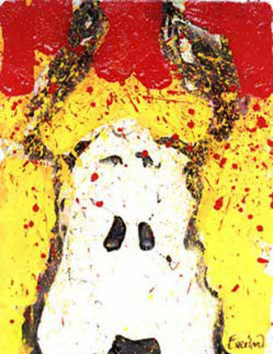 Watch Dog Noon 2001 Limited Edition Print - Tom Everhart