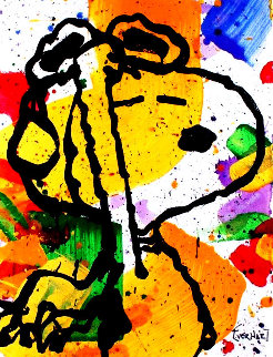 Salute 2000 Limited Edition Print by Tom Everhart