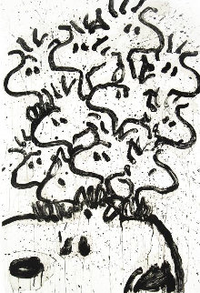 Party Crashers Limited Edition Print - Tom Everhart