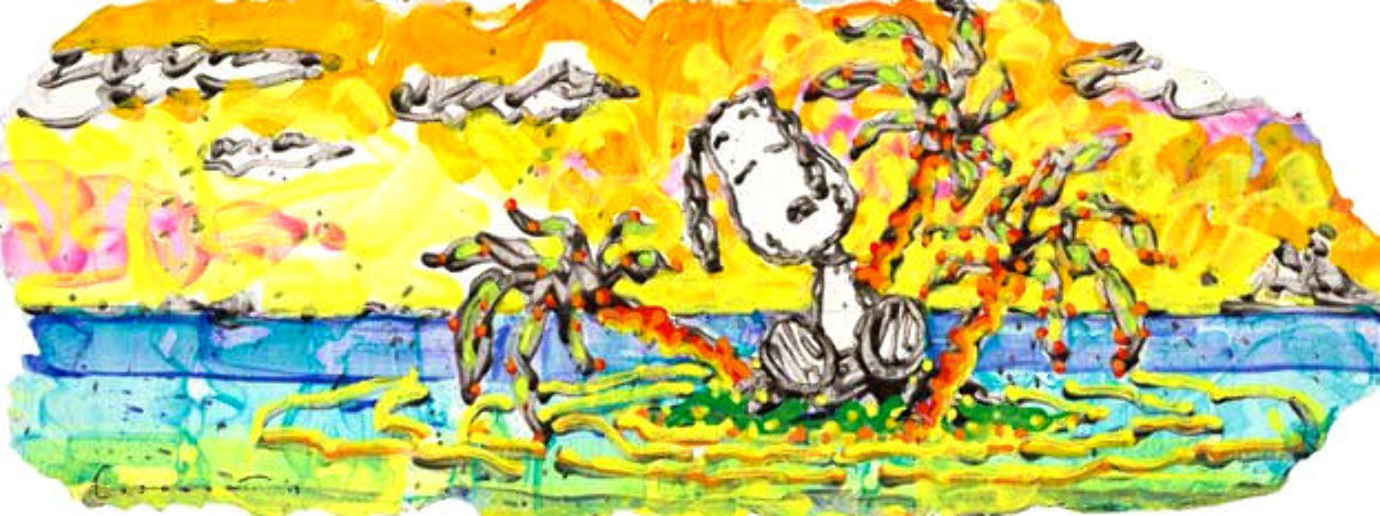 Snoop Dogg 2014 Limited Edition Print by Tom Everhart