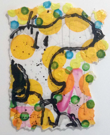 Cracking Up 2006 25x21 by Tom Everhart