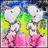 Performance Art Limited Edition Print by Tom Everhart - 1