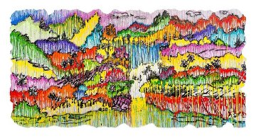 Super Fly Limited Edition Print by Tom Everhart