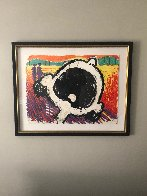 Lucy's Scream 1995 Limited Edition Print by Tom Everhart - 1