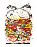 Little Fancy Red AP Limited Edition Print by Tom Everhart - 0