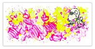 Partly Cloudy 6:45 Morning Fly 2018 Limited Edition Print by Tom Everhart - 1