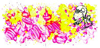 Partly Cloudy 6:45 Morning Fly 2018 Limited Edition Print by Tom Everhart - 0