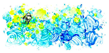 Partly Cloudy 6:00 Morning Fly 2018 Limited Edition Print - Tom Everhart